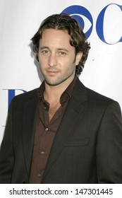 Alex O'Loughlin CBS TCA Summer Press Tour Party Wadsworth Theater Westwood, CA July 19, 2007