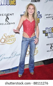 """Alexa Vega at the Los Angeles premiere of """"The Hottie and the Nottie"""" at the Egyptian Theatre, Hollywood. February 4, 2008  Los Angeles, CA Picture: Paul Smith / Featureflash"""