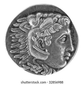 Alexander the Great Ancient Greek Tetradrachm 315 BC