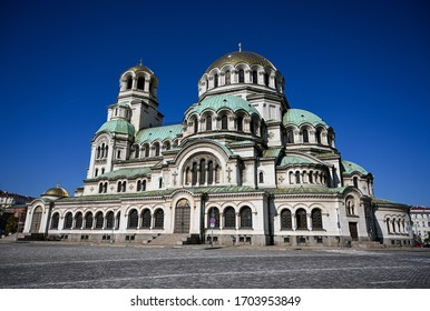 Alexander Nevski Cathedral  Sofia, Bulgaria