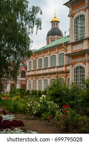 Alexander Nevsky Lavra (Monastery, Convent) in St.Petersburg, Russia