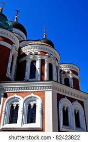 Alexander Nevsky, Tallinn