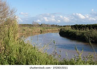 Alexander River and Turtle Bridge