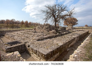Alexandria Troas-Dalyan Village,Ezine Canakkale-Turkey