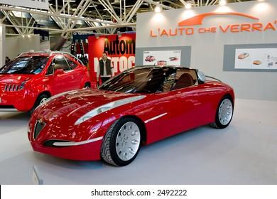 Alfa Romeo Fioravanti at Motorshow Bologna 2005