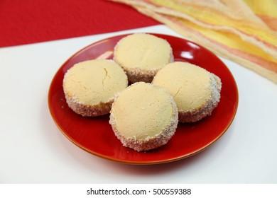 Alfajor/South American constant seller cookie