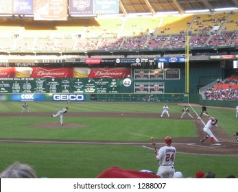Alfonso Soriano at the plate