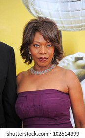 Alfre Woodard at the 41st NAACP Image Awards - Arrivals, Shrine Auditorium, Los Angeles, CA. 02-26-10