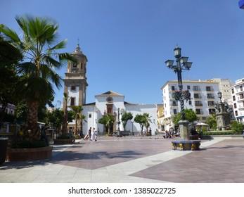 Algeciras, city of Cadiz in Andalusia, Spain