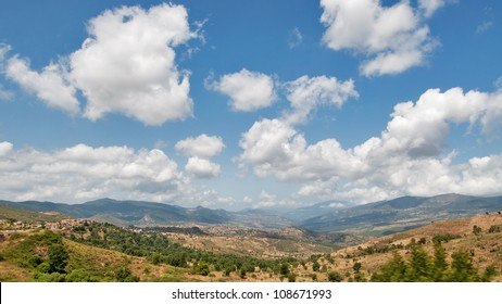 Algeria, kabyl mountains