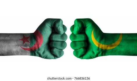 Algeria vs Mauritania