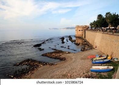 Alghero, Sardinia Island, Italy
