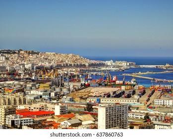 Algiers, Algeria, cityscape
