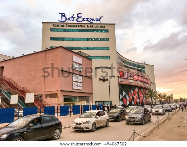 Algiers Algeria Sep 30 2016 Bab Stock Photo (Edit Now) 494067502