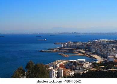 Algiers, capital city of Algeria