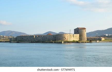 Ali Pasha Castle Albania