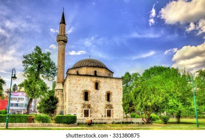 Ali Pasha Mosque in Sarajevo - Bosnia and Herzegovina