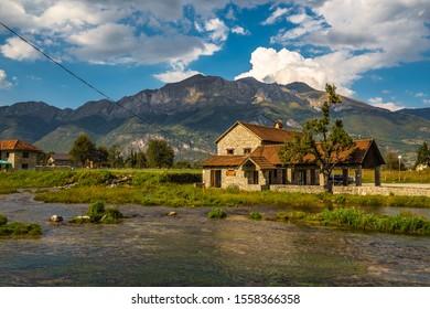 Ali Pasha Springs - Gusinje, Prokletije National Park, Montenegro, Europe