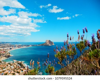 Alicante Calpe Spain vacations nature