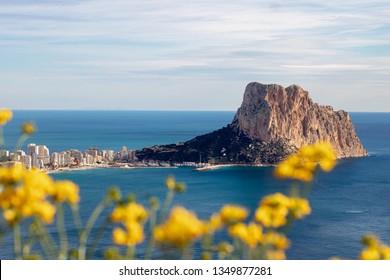 Alicante Spain coast