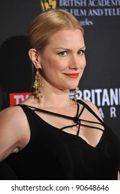 Alice Evans at the 2011 BAFTA/LA Britannia Awards at the Beverly Hilton Hotel. November 30, 2011  Beverly Hills, CA Picture: Paul Smith / Featureflash