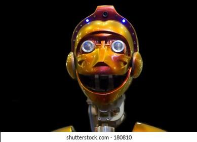 Alien - Et - Robot