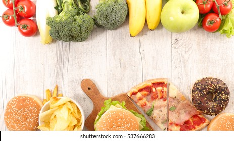 alimentation concept