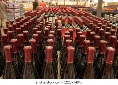 Costco Shelves Images, Stock Photos & Vectors | Shutterstock