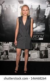 "Alison Pill at ""The Newsroom"" Season 2 Premiere, Paramount Studios, Hollywood, CA 07-10-13"
