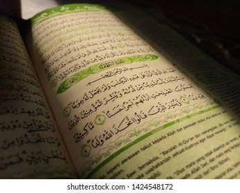 Alkahfi is a part of Al-Qur'an as the holy book of moslem,