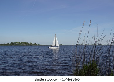 alkmaardermeer lake-sailing ship 1 29-5-2020