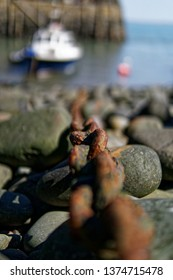 All Chained up in Clovelly