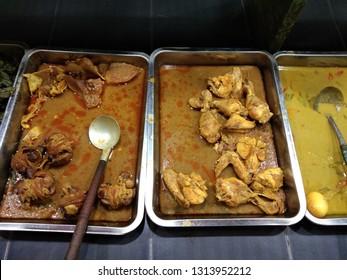 All Chicken Menu