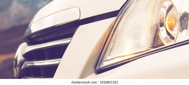 Adaptive Headlight Images, Stock Photos & Vectors | Shutterstock