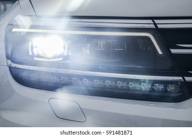 Adaptive Headlight Images, Stock Photos & Vectors | Shutterstock