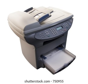 All in one fax printer