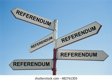 All roads to a referendum