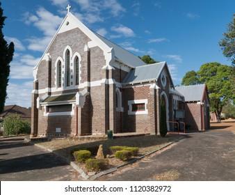 All Saints Church, famous place of Mount Barker, Western Australia