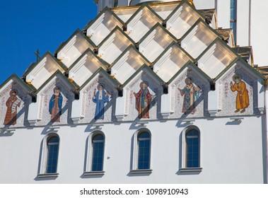 """""""All Saints"""" church in Minsk, Republic of Belarus"""