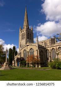 All Saint's Church, Oakham, Rutland, England, UK