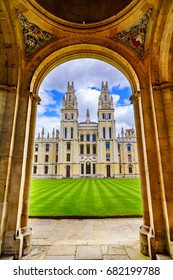 All Souls College, a constituent college of the University of Oxford in England,UK, United Kingdom, Europe