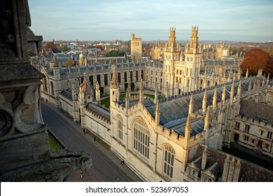 All Souls College, Oxford University, Oxford