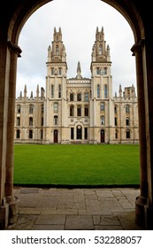 All Souls College, Oxford University, Oxford, UK