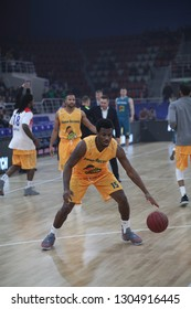 """All Star Game Highlights at UKRAINE SUPERLEAGUE ALL STAR GAME, Match of the Stars - 2019, 26/01/2019, Palace of Sports """"Youth"""", Zaporozhye, Ukraine"""