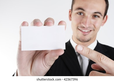 all you need is on the card