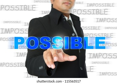 All you things are possible