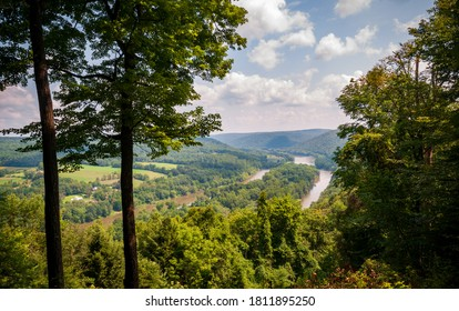 Allegheny National Forest, Northeast Pennsylvania