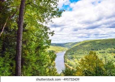 Allegheny River Pennsylvania.