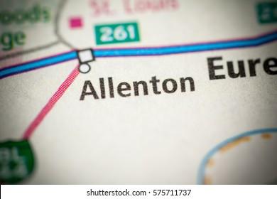 Allenton. Missouri. USA