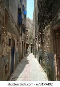Alley in essouria